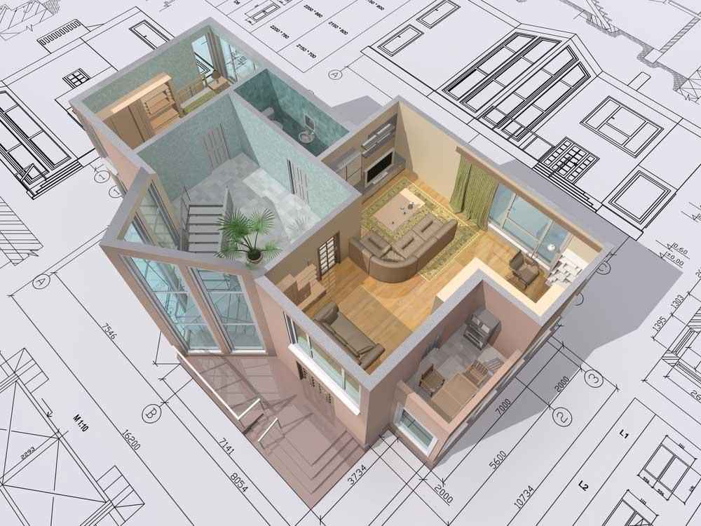 Ремонт и строительство дизайн интерьера