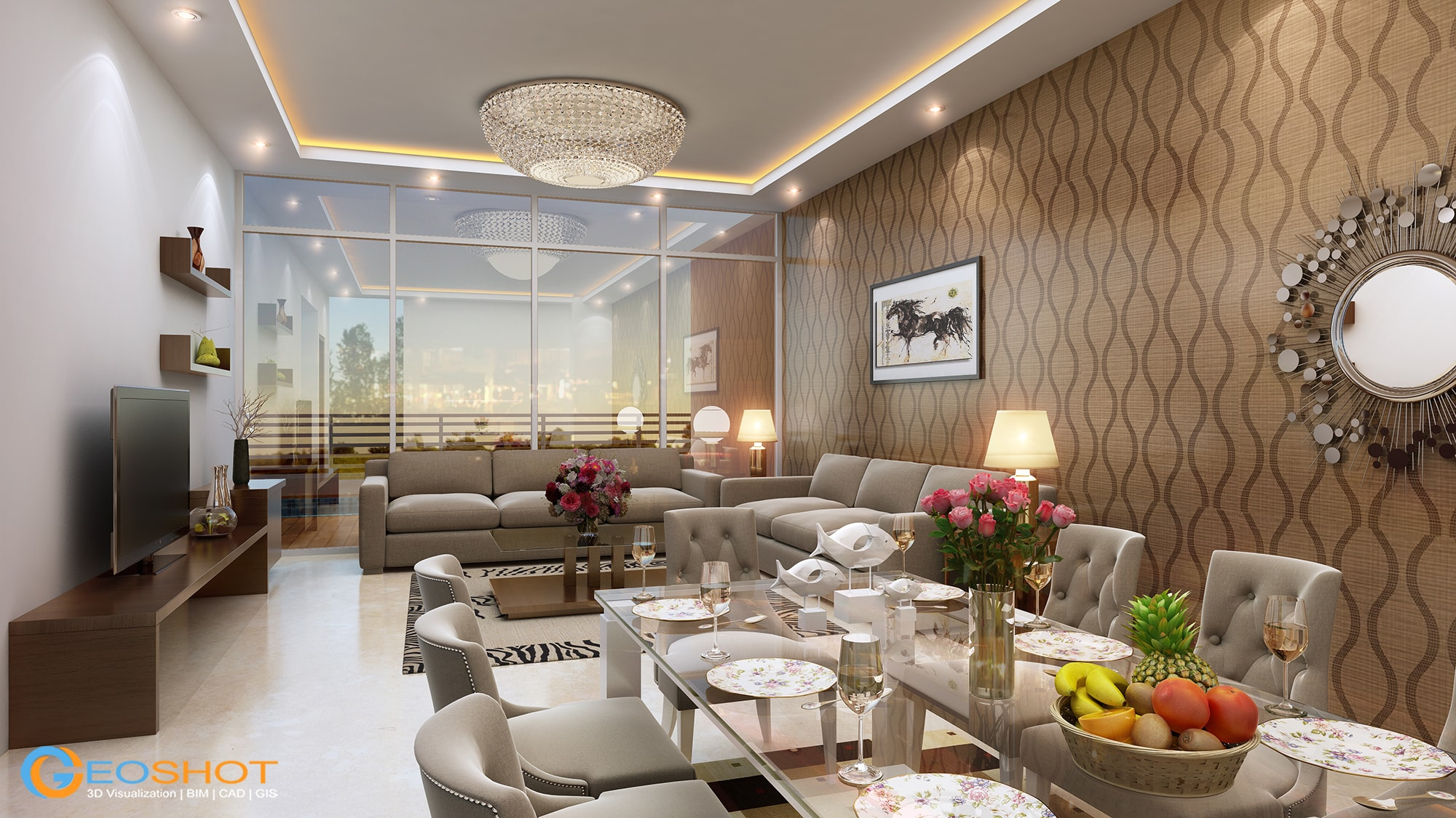 design rendering yes creatives detail interior for lifestyle room luxurious