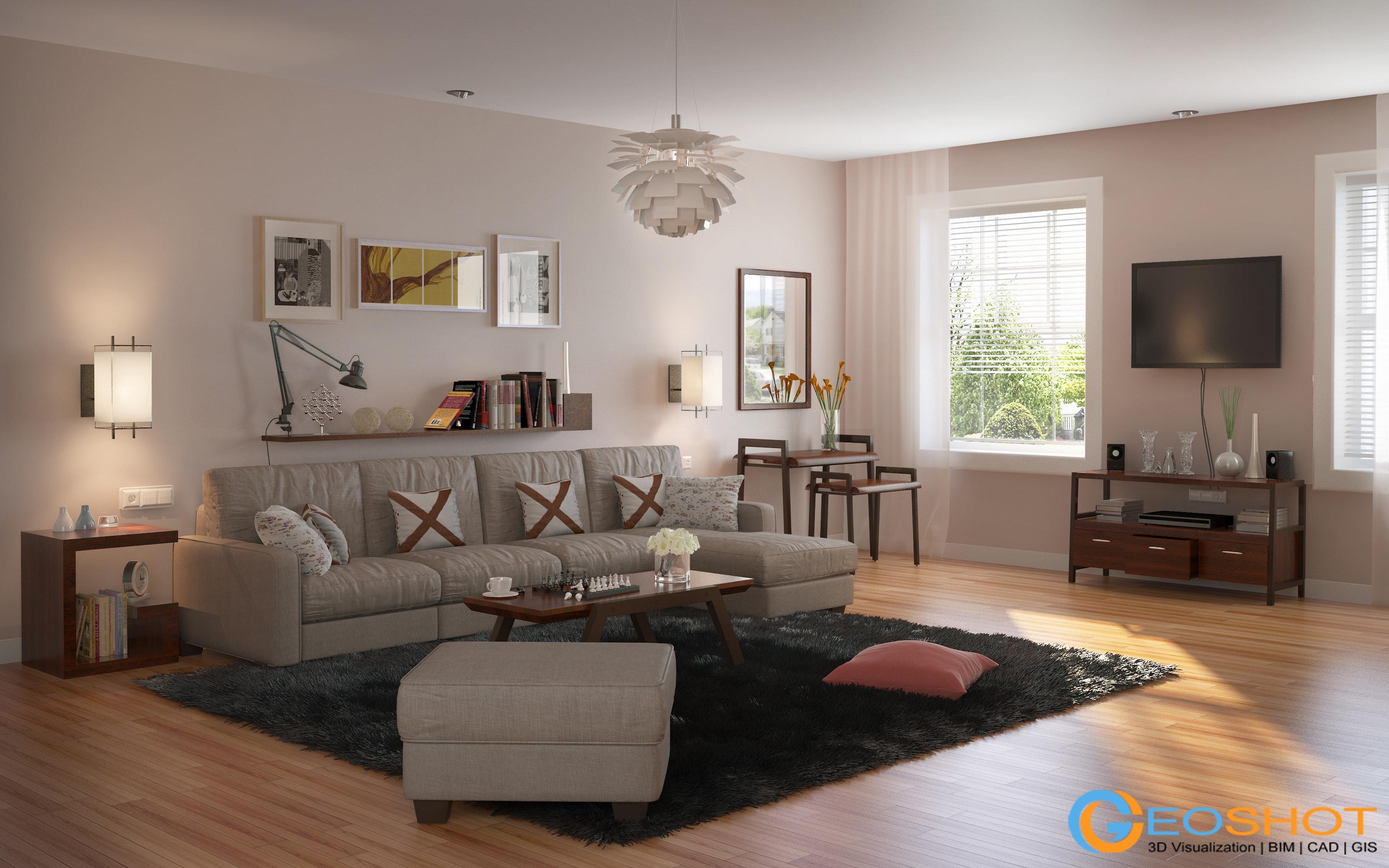 3d Interior Rendering Interior Design Rendering