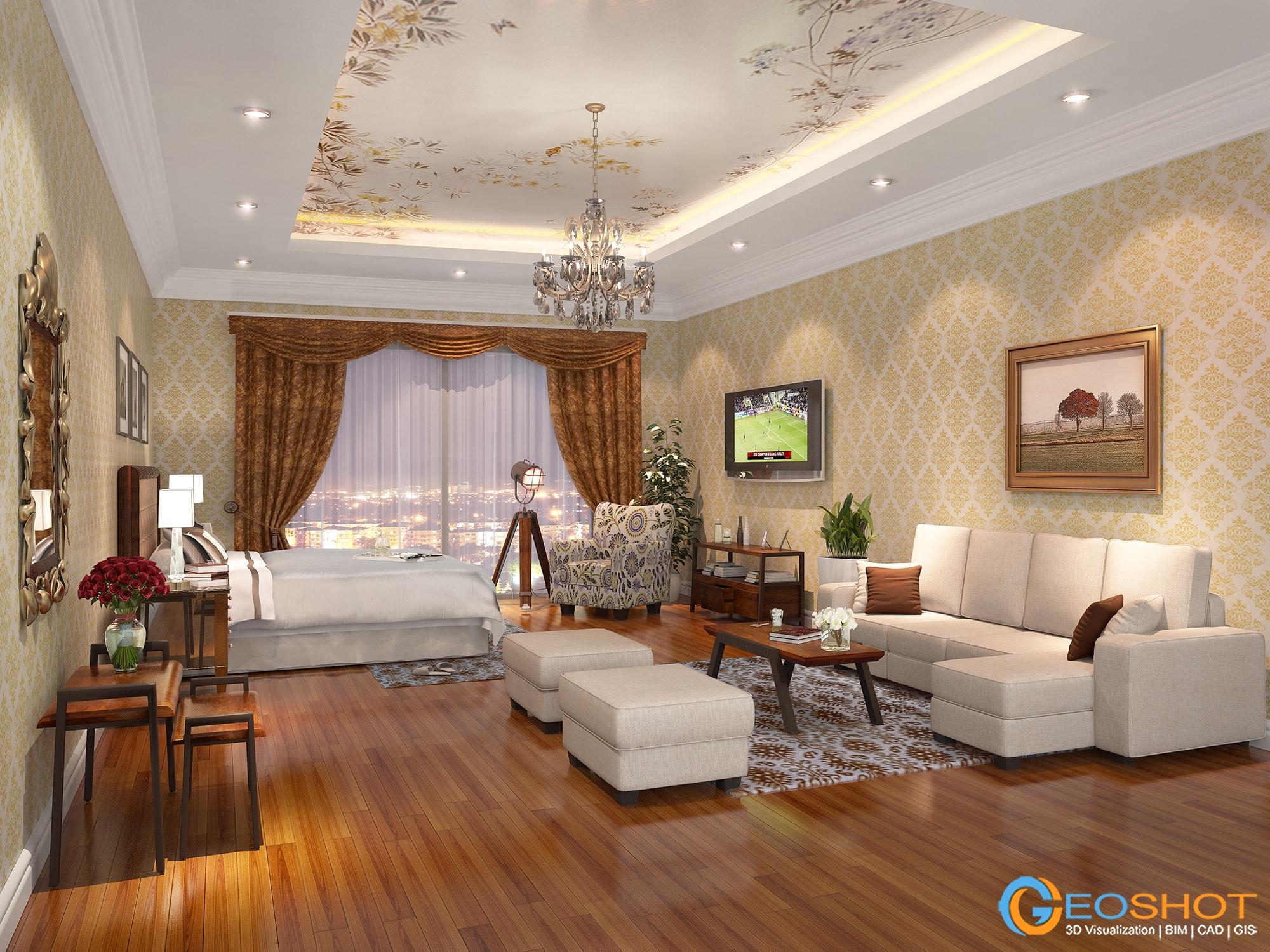 3d interior rendering interior design rendering rendering 3d. Black Bedroom Furniture Sets. Home Design Ideas